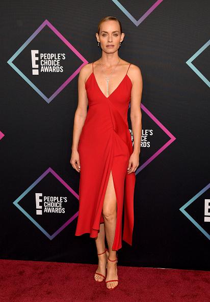 アンバー ヴァレッタ「People's Choice Awards 2018 - Arrivals」:写真・画像(14)[壁紙.com]