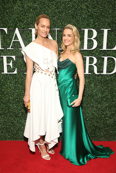 Satin「Maison de Mode's Sustainable Style Awards presented by Aveda at 1Hotel West Hollywood」:写真・画像(3)[壁紙.com]