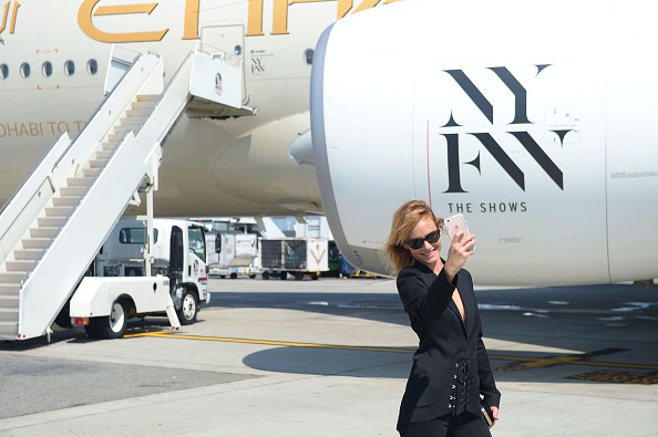Kennedy Airport「Etihad Amber Valletta Appearance - September 2016 - New York Fashion Week: The Shows」:写真・画像(0)[壁紙.com]