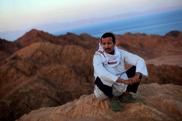 Mountain「Egypt's Bedouin Live Life On The Sinai」:写真・画像(1)[壁紙.com]