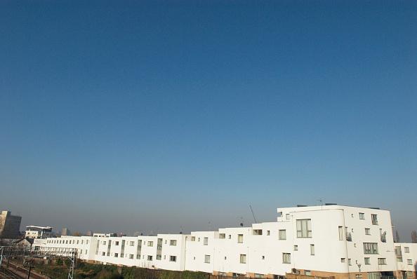 Copy Space「New social housing development by Peter Barber Architects, Barking, London, UK」:写真・画像(14)[壁紙.com]