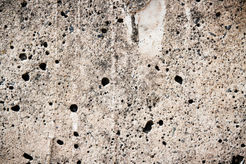 Cinder Block「Weathered concrete wall background, copy space」:スマホ壁紙(13)