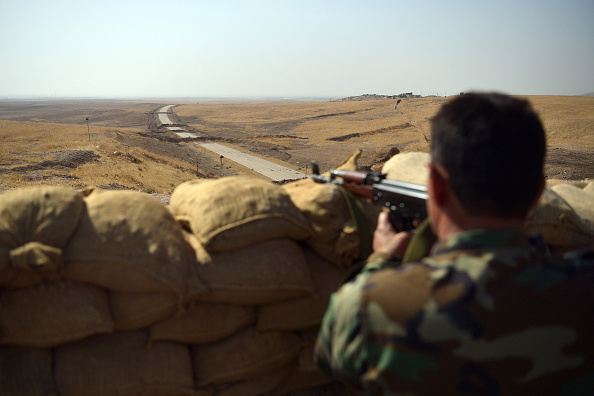 Recovery「Joint Forces Battle To Retake Iraqi City Of Mosul From ISIS」:写真・画像(17)[壁紙.com]