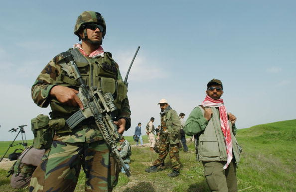Kurdish「US Special Forces and Peshmergas」:写真・画像(18)[壁紙.com]