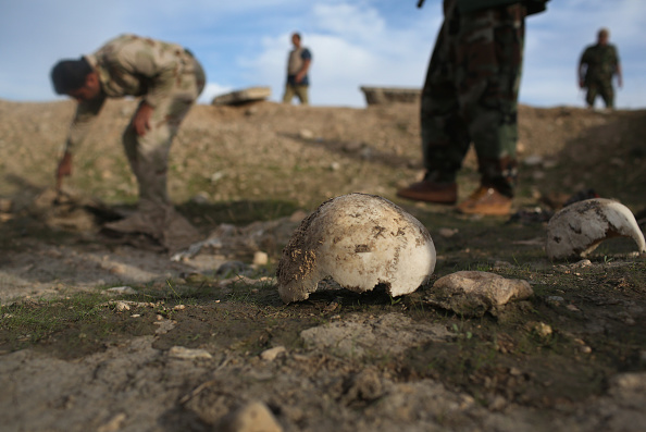 Iraq「Kurdish Forces Occupy Ruins Of Sinjar After Liberation From Daesh」:写真・画像(19)[壁紙.com]