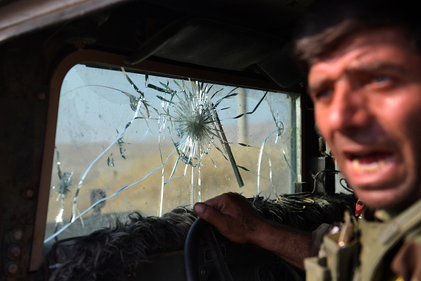 Windshield「Joint Forces Battle To Retake Iraqi City Of Mosul From ISIS」:写真・画像(17)[壁紙.com]