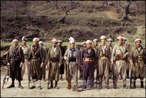 Kurdish「Kurdish Peshmerga Fighters」:写真・画像(11)[壁紙.com]