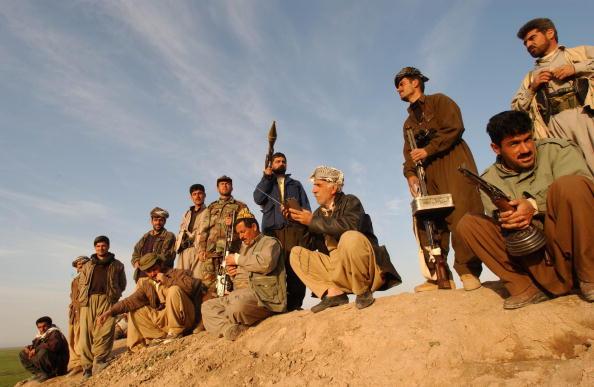 Kurdish「Iraqi Kurds Prepare For Possible Attacks From Saddam Hussein's Regime 」:写真・画像(19)[壁紙.com]