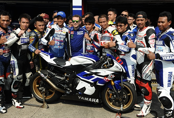 モビスター・ヤマハ「Asean Cup Race」:写真・画像(0)[壁紙.com]