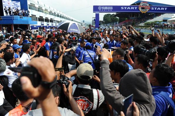 モビスター・ヤマハ「Asean Cup Race」:写真・画像(11)[壁紙.com]