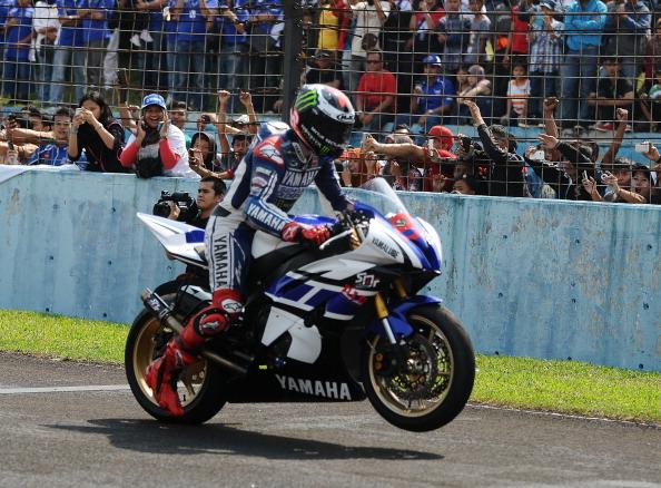 モビスター・ヤマハ「Asean Cup Race」:写真・画像(2)[壁紙.com]