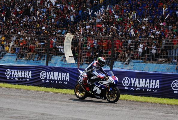 モビスター・ヤマハ「Asean Cup Race」:写真・画像(14)[壁紙.com]