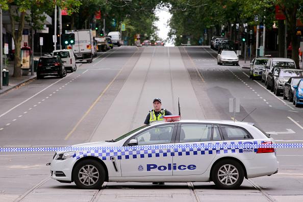Melbourne - Australia「Tributes Flow For Victims Of Fatal Bourke Street Mall Incident」:写真・画像(19)[壁紙.com]