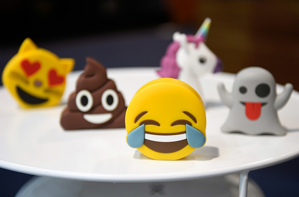 Emoticon「Latest Consumer Technology Products On Display At CES 2017」:写真・画像(1)[壁紙.com]