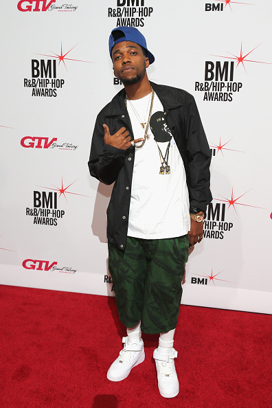 Necklace「Songwriters Honored At 2013 BMI R&B/Hip-Hop Awards - Arrivals」:写真・画像(1)[壁紙.com]