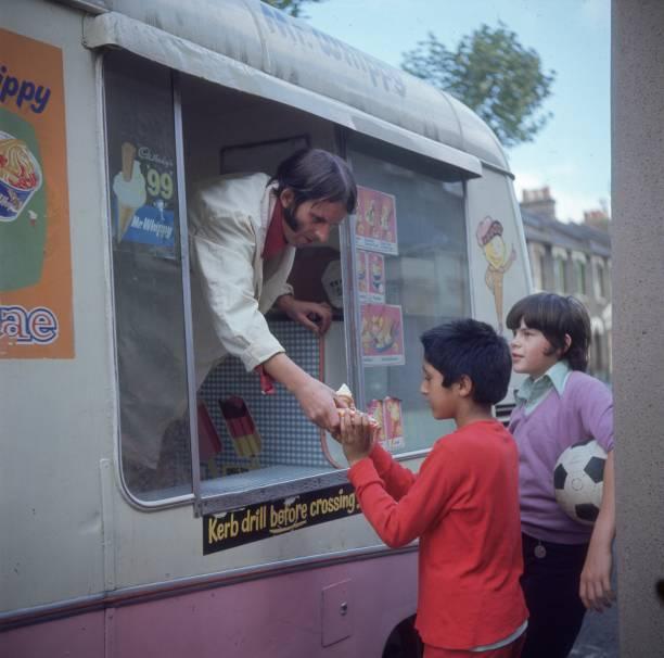 Ice Cream Van:ニュース(壁紙.com)