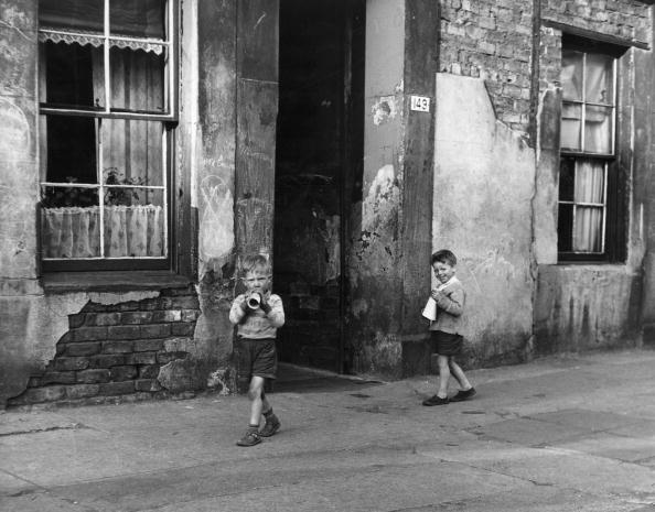 Glasgow - Scotland「Glasgow Slums」:写真・画像(4)[壁紙.com]