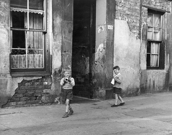 Glasgow - Scotland「Glasgow Slums」:写真・画像(14)[壁紙.com]
