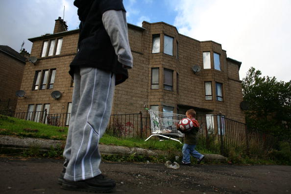 Glasgow - Scotland「Child Poverty In The UK」:写真・画像(1)[壁紙.com]