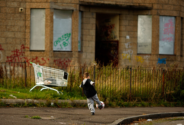 Glasgow - Scotland「Child Poverty In The UK」:写真・画像(0)[壁紙.com]