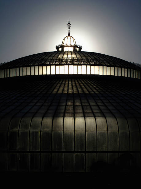 Kibble Palace Glasgow detail:ニュース(壁紙.com)