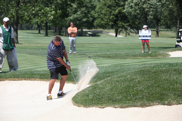 "Sand Trap「Packers Vs. Bears ""Rivalry Cup"" At Medinah Country Club」:写真・画像(2)[壁紙.com]"