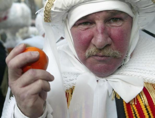 Selective Focus「Belgium Royals Celebrate Mardi Gras」:写真・画像(5)[壁紙.com]