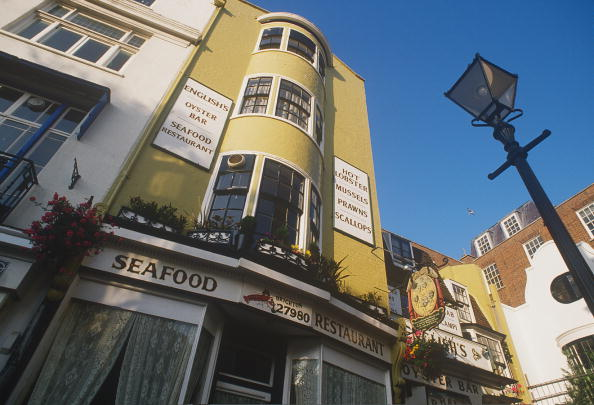 Prawn - Seafood「Oyster Bar」:写真・画像(1)[壁紙.com]