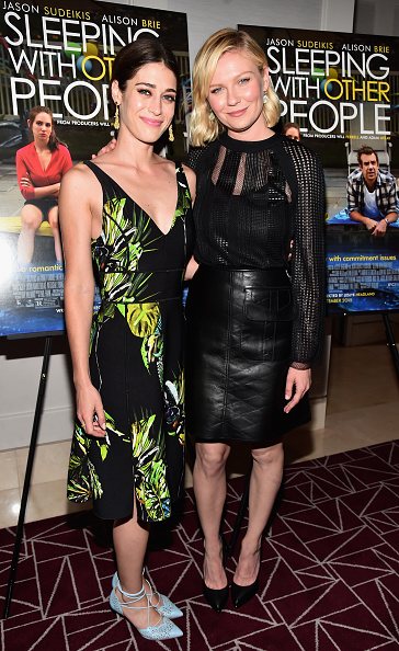 "Kirsten Dunst「Tastemaker Screening Of IFC Films' ""Sleeping With Other People""」:写真・画像(6)[壁紙.com]"
