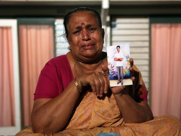 Sri Lanka「Human Rights Activits Hold Protest Ahead Of Commonwealth Leaders Summit」:写真・画像(8)[壁紙.com]
