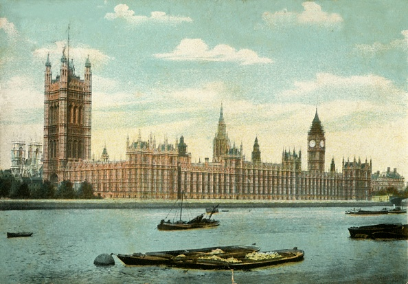 Gothic Style「The Houses Of Parliament」:写真・画像(18)[壁紙.com]