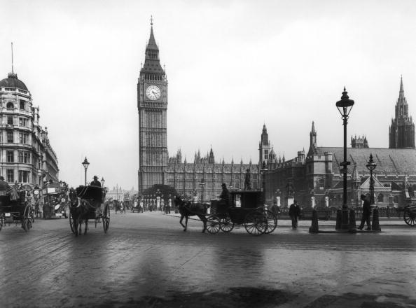 Houses Of Parliament - London「Parliament Square」:写真・画像(11)[壁紙.com]