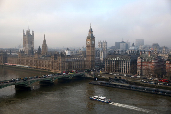 Houses Of Parliament - London「General Views Of London」:写真・画像(2)[壁紙.com]