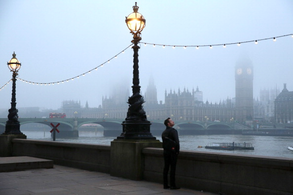 Houses Of Parliament - London「Early Morning Fog In London」:写真・画像(16)[壁紙.com]