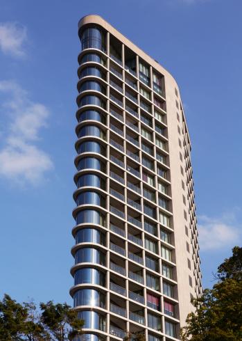 North Brabant「Vestada Toren skyscraper」:スマホ壁紙(4)