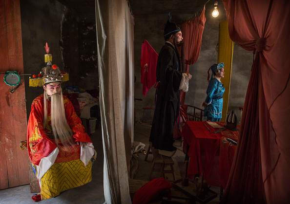 Waiting「Keeping The Tradition Of Opera Alive In Rural China」:写真・画像(11)[壁紙.com]