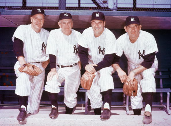 Baseball - Sport「Four Yankees」:写真・画像(10)[壁紙.com]