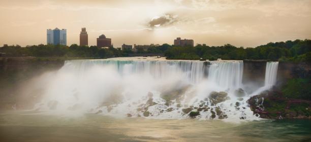 American Falls「USA, New York, Niagara Falls, American Falls」:スマホ壁紙(5)