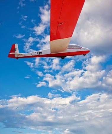 Glider「Glider in Flight」:スマホ壁紙(19)