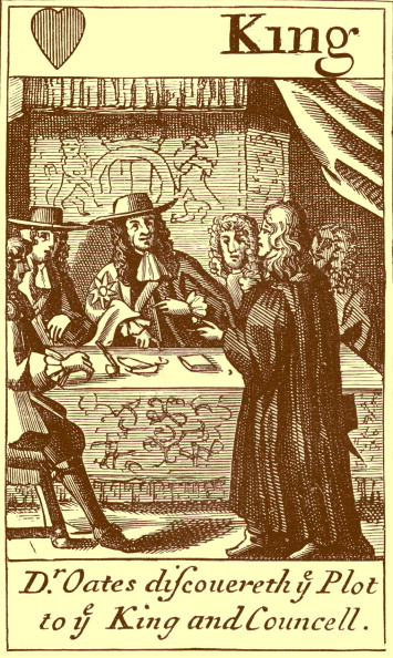 Renaissance「Titus Oates tells Charles II of the Popish Plot」:写真・画像(8)[壁紙.com]