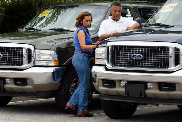 Sales Occupation「World Ford Auto Dealership」:写真・画像(7)[壁紙.com]