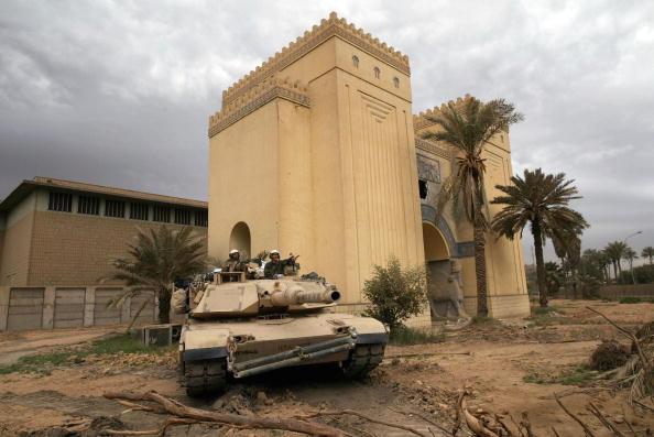 Baghdad「Joint Iraq-U.S. Military Patrols Baghdad Streets」:写真・画像(18)[壁紙.com]