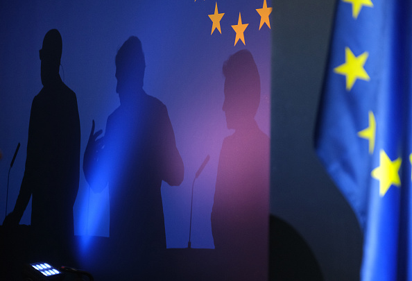 Brussels-Capital Region「EU Leaders Speak On Future Of Europe Hours Before UK Departure」:写真・画像(10)[壁紙.com]