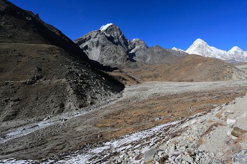 Khumbu「Summit of Lobuche East mountain」:スマホ壁紙(2)