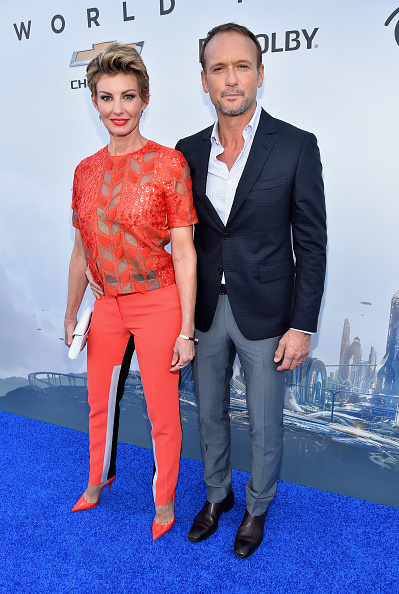 カリフォルニア ディズニーランド「The World Premiere Of Disney's 'Tomorrowland' At Disneyland, Anaheim, CA - Red Carpet」:写真・画像(16)[壁紙.com]