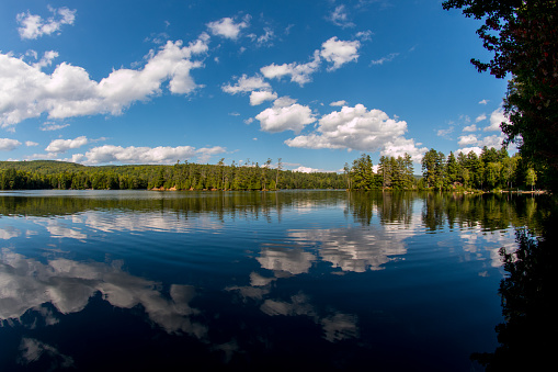 Adirondack Mountains「Lake Minerva Adirondacks NY」:スマホ壁紙(14)