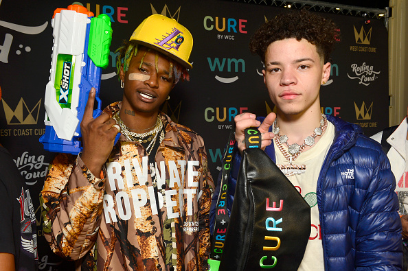 Suave「Rolling Loud Fueled by West Coast Cure Los Angeles 2019 - Day 1」:写真・画像(1)[壁紙.com]