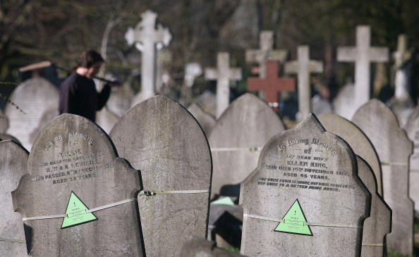 Place of Burial「City Of London Cemetery Pilots New Scheme To Reclaim Old Graves For Re-Use」:写真・画像(12)[壁紙.com]