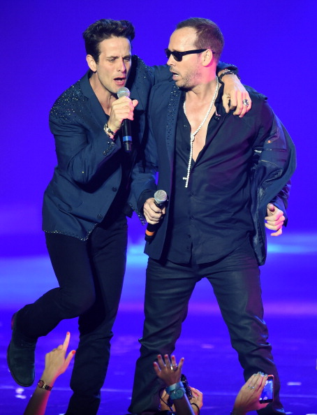 Planet Hollywood Resort and Casino「New Kids On The Block Perform At Planet Hollywood In Las Vegas」:写真・画像(5)[壁紙.com]
