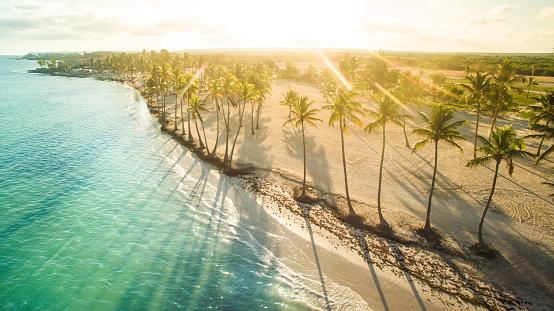 島「日光を浴びてください。」:スマホ壁紙(6)